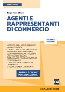 Agenti e rappresentanti di commercio Libro Cover