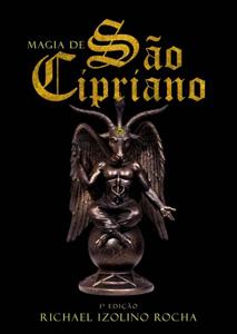 Magia De São Cipriano Book Cover