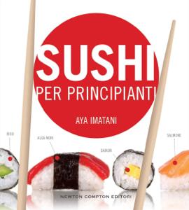 Sushi per principianti Copertina del libro