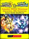 Pokemon Sun  Moon Ultra Pokedex Online Download Characters 3DS Exclusives Game Guide Unofficial