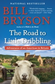 The Road to Little Dribbling - Bill Bryson Book