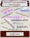 Microsoft Excel Spreadsheet Data Formulas