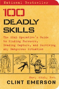 100 Deadly Skills Book Cover