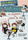 Lo Et Maya Dtectives - Tome 6  Le Mystre Du Salon De Th