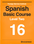 FSI Spanish Basic Course 16
