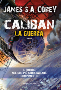 Caliban. La guerra Copertina del libro