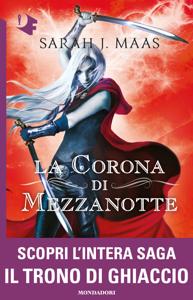 Il Trono di Ghiaccio - 2. La corona di mezzanotte Libro Cover