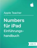 Numbers für iPad– Einführungshandbuch für iOS11
