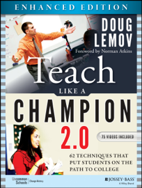 Teach Like a Champion 2.0, Enhanced Edition book