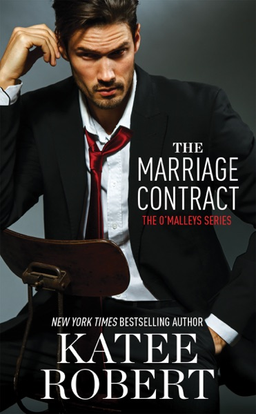The Marriage Contract - Katee Robert book cover