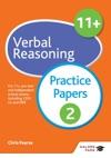 11 Verbal Reasoning Practice Papers 2