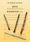 Dr Richard Von Fuchs Music For Flute Oboe Bassoon Clarinet Woodwinds Vol 2