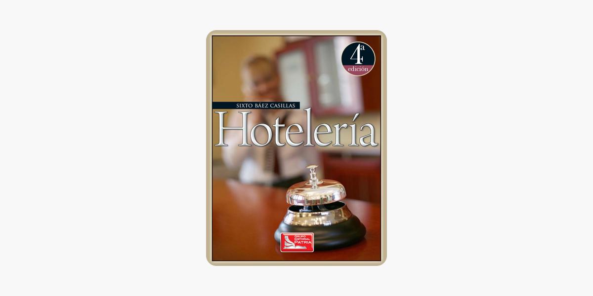 Hoteleria De Sixto Baez Casillas Pdf Download