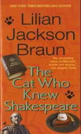 The Cat Who Knew Shakespeare book