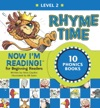 Now Im Reading Level 2 Rhyme Time