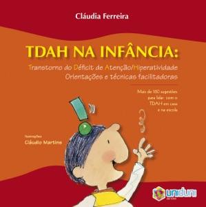 TDAH na infância Book Cover
