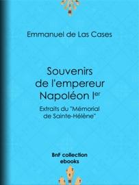 SOUVENIRS DE LEMPEREUR NAPOLéON IER