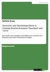 Sinnsuche Und Identittsproblem In Christian Krachts Romanen Faserland Und 1979