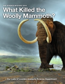 WHAT KILLED THE WOOLLY MAMMOTH?