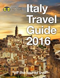 Italy Travel Guide 2016 book