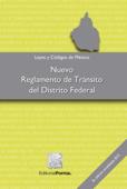 Nuevo Reglamento de Tránsito del Distrito Federal Book Cover