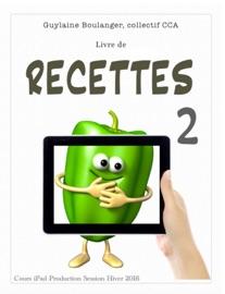 Livres De Recettes 2