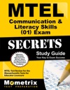 MTEL Communication  Literacy Skills 01 Exam Secrets Study Guide