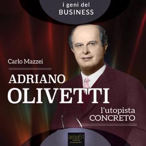 Adriano Olivetti Copertina del libro