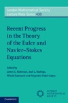 Recent Progress In The Theory Of The Euler And NavierStokes Equations
