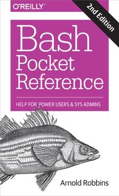 Bash Pocket Reference