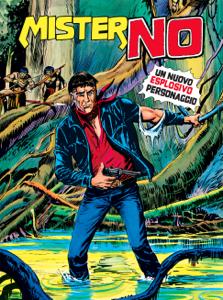 Mister No Libro Cover