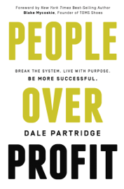 People Over Profit book