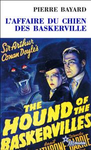 L'Affaire du chien des Baskerville La couverture du livre martien