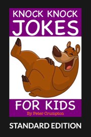 Knock Knock Jokes For Kids (Standard Edition) book