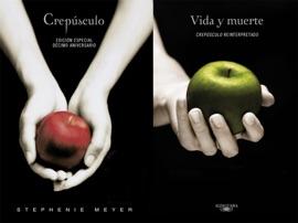 Crepúsculo. Décimo aniversario / Vida y Muerte Edición Dual (Saga Crepúsculo) PDF Download