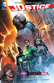 Justice League Vol. 7: Darkseid War Part 1 book