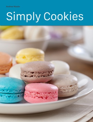Simply Cookies book cover