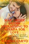Mail Order Brides Journeying To Nevada For Love A Pair Of Clean Western Historical Romances