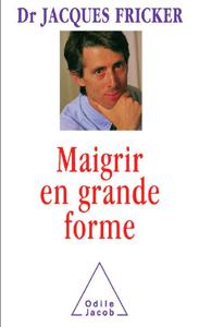 Maigrir en grande forme La couverture du livre martien