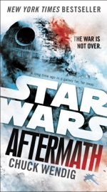 Aftermath: Star Wars - Chuck Wendig Book