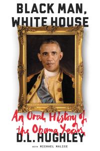 Black Man, White House Book Cover