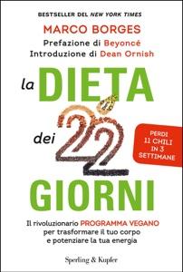 La dieta dei 22 giorni Book Cover