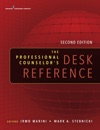 The Professional Counselors Desk Reference Second Edition