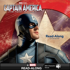 CAPTAIN AMERICA: THE FIRST AVENGER READ-ALONG STORYBOOK