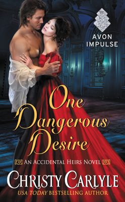 Christy Carlyle - One Dangerous Desire book