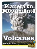 Volcanes: Libro interactivo de ciencia para niños