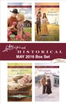 Harlequin Love Inspired Historical May 2016 Box Set