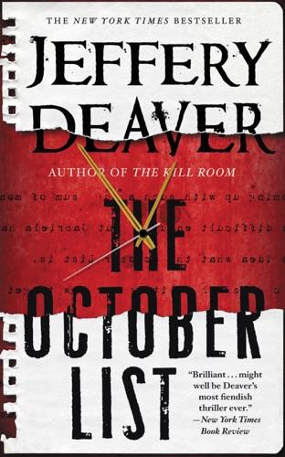 Jeffery Deaver - The October List