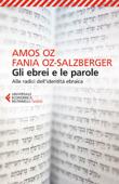 Gli ebrei e le parole Book Cover
