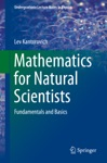 Mathematics For Natural Scientists